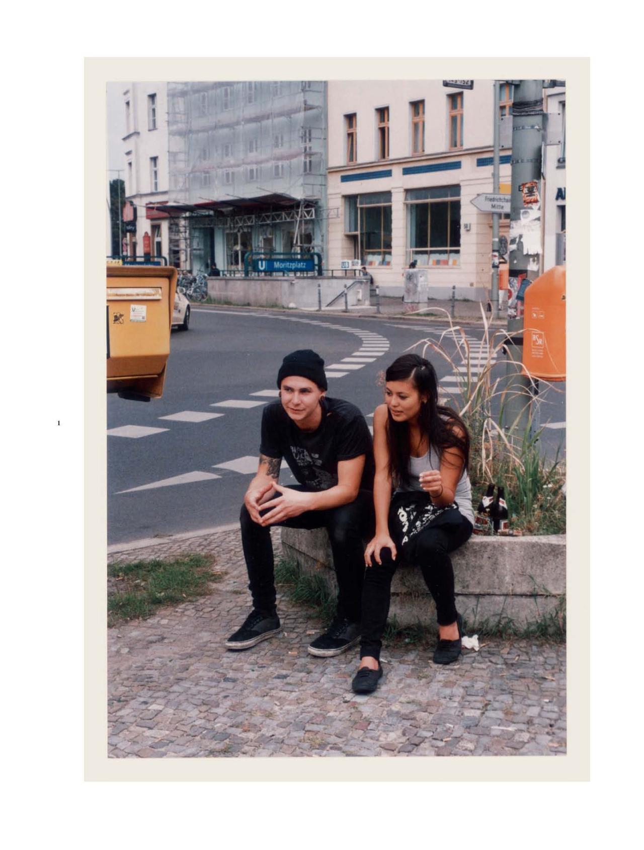 INGA KERBER Stadt der Commonisten, Transcript Verlag, 2013